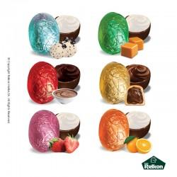Σοκολατένιο αυγό mix 1kg