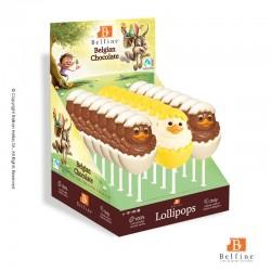 Κοτοπουλάκια σοκολατένια γλειφιτζούρια