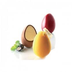 Φόρμα σιλικόνης mul 3d egg