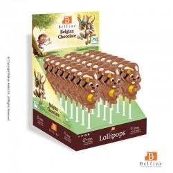 Λαγουδάκια σοκολατένια γλειφιτζούρια