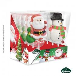 Χριστουγεννιάτο marshmallow γλειφιτζούρι