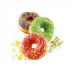 Φόρμα σιλικόνης donuts