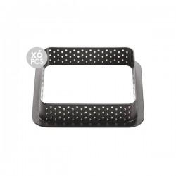 Tarte ring square 80x80mm