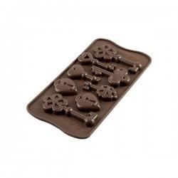 Φόρμα για σοκολατάκια choco keys