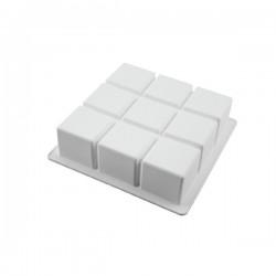 Φόρμα σιλικόνης cubik 1400