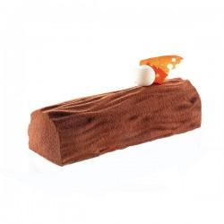Φόρμα σιλικόνης buche wood kit