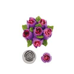 Μύτη κορνέ τριαντάφυλλο μπουμπούκι-No243