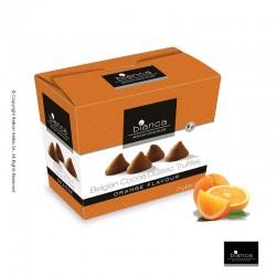 Τρούφες κακάο orange 175gr