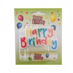 Κερί happy birthday