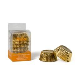 Καραμελόχαρτα χρυσά 60τεμ.