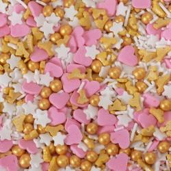 Κας κας ροζ χρυσό ανάμεικτο 180gr