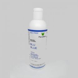 Χρώμα υγρό μπλε 190ml