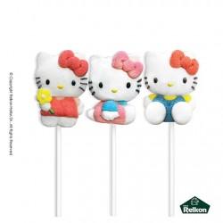 Hello kitty marshmallow γλειφιτζούρι