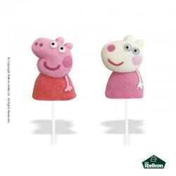 Peppa pig marshmallow γλειφιτζούρι